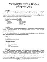 Assembling the Puzzle of Pangaea PDF