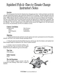 Squished Fish & Clues to Climate Change PDF