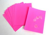 Pulsar Pink Magenta Paper