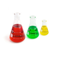 Erlenmeyer Flasks, Borosilicate
