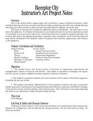 Receptor City PDF