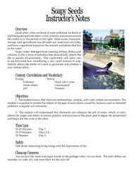 Soapy Seeds PDF