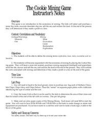 Cookie Mining Game PDF