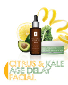 Citrus & Kale Age Delay Facial