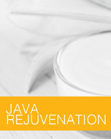 Java Rejuvenation