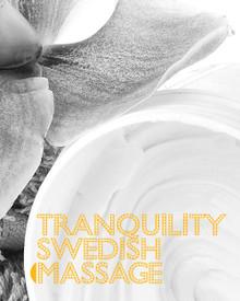 Tranquility Swedish Massage