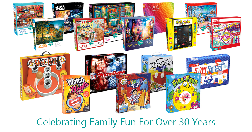 Buffalo Games | Buy Jigsaw Puzzles and Board Games