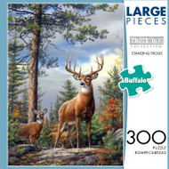 Hautman Brothers Standing Proud 300 Piece Jigsaw Puzzle Box