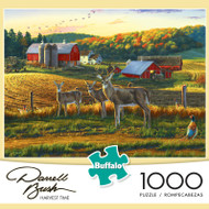 Darrell Bush Harvest Time 1000 Piece Jigsaw Puzzle Box