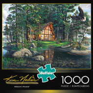 Kim Norlien Freedom's Promise 1000 Piece Jigsaw Puzzle Box