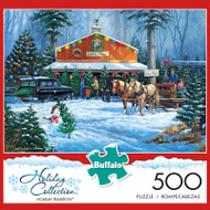 Days to Remember Holiday Tradition 500 Piece Jigsaw Puzzle Box