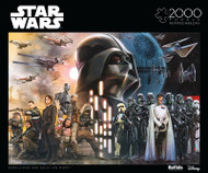 Star Wars: Rebellions are Built on Hope - 2000 Piece Jigsaw Puzzle Box