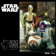 Star Wars: Droids 300 Large Piece Jigsaw Puzzle Box