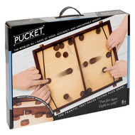 PUCKET Box Front