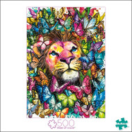 Art of Play Pride of Color 500 Piece Jigsaw Puzzle Box