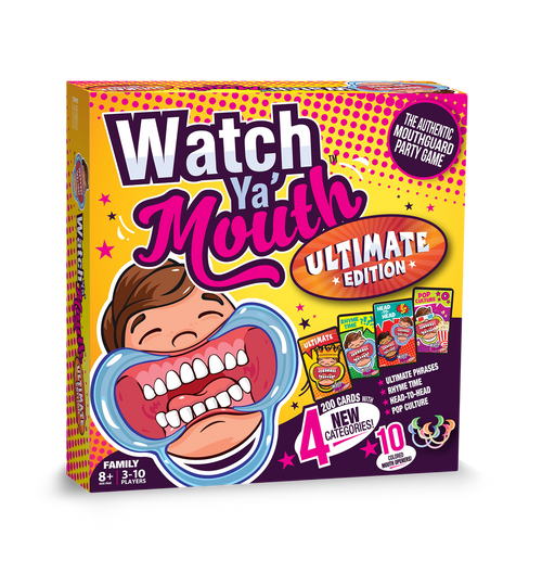 Watch Ya' Mouth Ultimate Edition Box