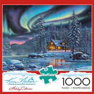 Kim Norlien Aurora Bliss 1000 Piece Jigsaw Puzzle Box