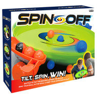 Spin Off Box Front