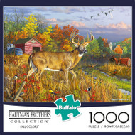 Hautman Brothers Fall Colors 1000 Piece Jigsaw Puzzle Box