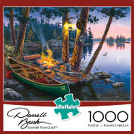 Darrell Bush Summer Tranquility 1000 Piece Jigsaw Puzzle Box