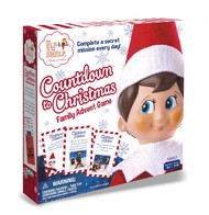 Elf on The Shelf Countdown to Christmas Box Front