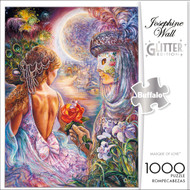 Josephine Wall Masque of Love Glitter Edition 1000 Piece Jigsaw Puzzle Box