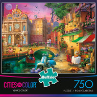 Cities in Color Venice Color 750 Piece Jigsaw Puzzle Box