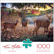 Kim Norlien Field of Dreams 1000 Piece Jigsaw Puzzle Box