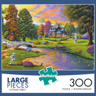 Cottage Creek 300 Large Piece Jigsaw Puzzle Box