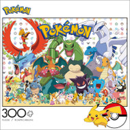 Pokémon Fan Favorites 300 Large Piece Jigsaw Puzzle Box