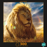 Photography Lion Pride 300 Large Piece Jigsaw Puzzle Box