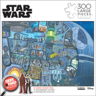Star Wars™ Seek and Find: The Death Star™ 300 Large Piece Jigsaw Puzzle Box