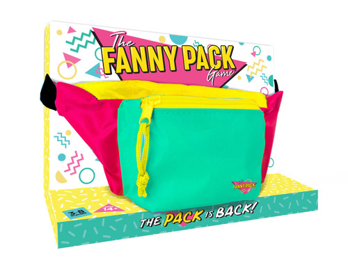 The Fanny Pack Game Box