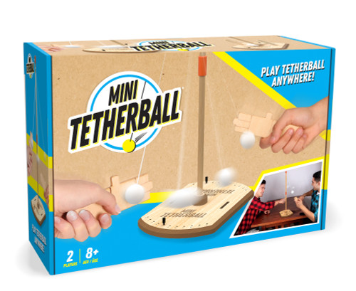 Mini Tetherball Box
