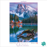 Earthpix Canadian Rockies Puzzle Box