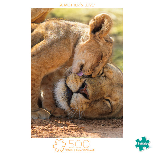 Earthpix: A Mother's Love 500 Box Image