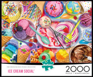 Ice Cream Social 2000 Piece Box