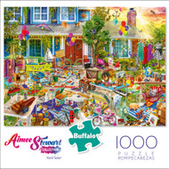 Aimee Stewart Yard Sale 1000 Piece box