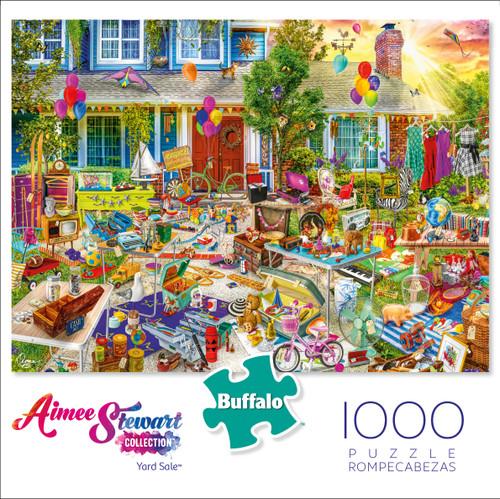 Aimee Stewart Yard Sale 1000 Piece box