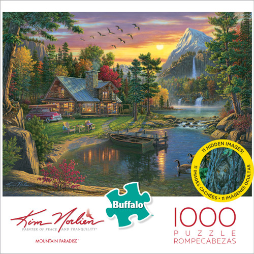 Kim Norlien Mountain Paradise 1000 Piece Box