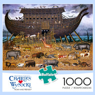 Charles Wysocki Noah and Friends 1000 piece Box