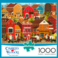 Charles Wysocki Lilac Point Glen 1000 Piece Box