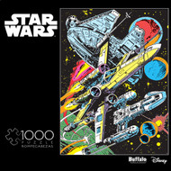 Star Wars™ Stay On Target 1000 Piece  Box