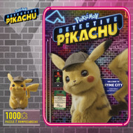 Pokemon Detective Pikachu 1000 Piece Box