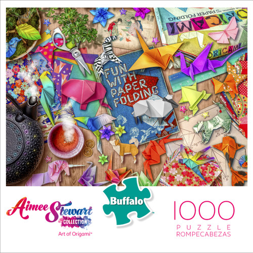Aimee Stewart Art of Origami 1000 Piece  Box