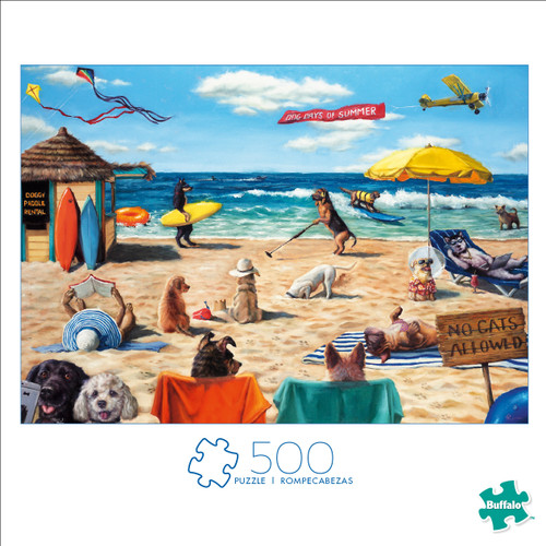 Art of Play Dog Days of Summer 500 Piece Box