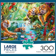 Tiger Lagoon 300 Piece Jigsaw Box
