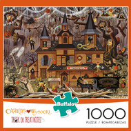 Charles Wysocki Trick or Treat Hotel 1000 Box