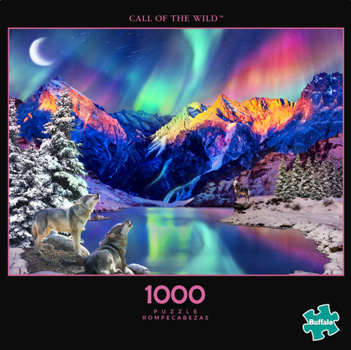 Photography Call of the Wild 1000 Piece Box