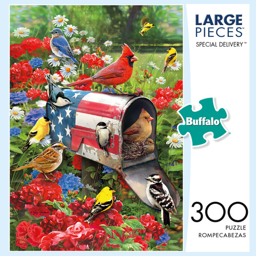 Special Delivery 300-Large Piece Box